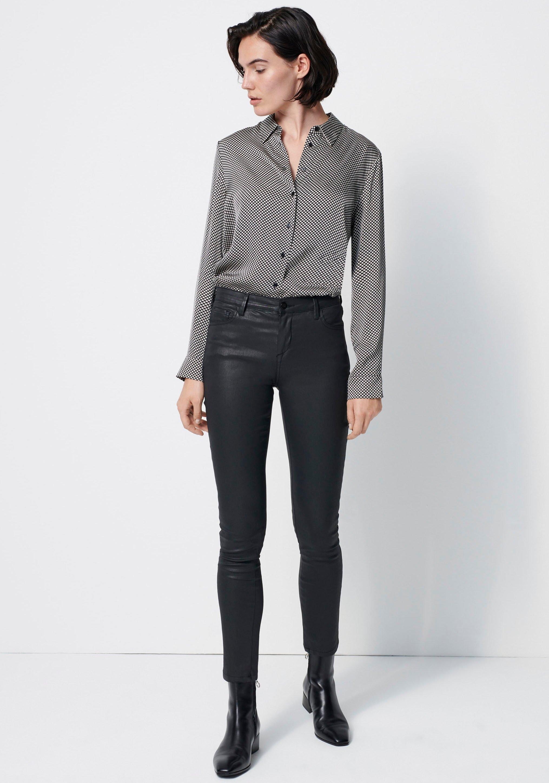 someday skinny fit jeans Cadou coated met een lichte glans - gratis ruilen op otto.nl