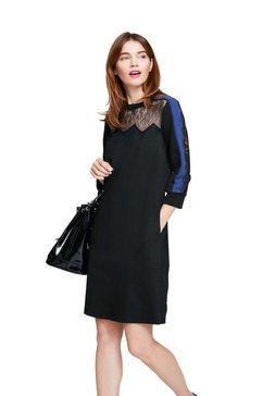 rick cardona by heine kanten jurk jurk zwart