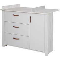 roba commode »mila« wit