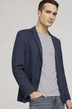 tom tailor colbert jerseycolbert blauw
