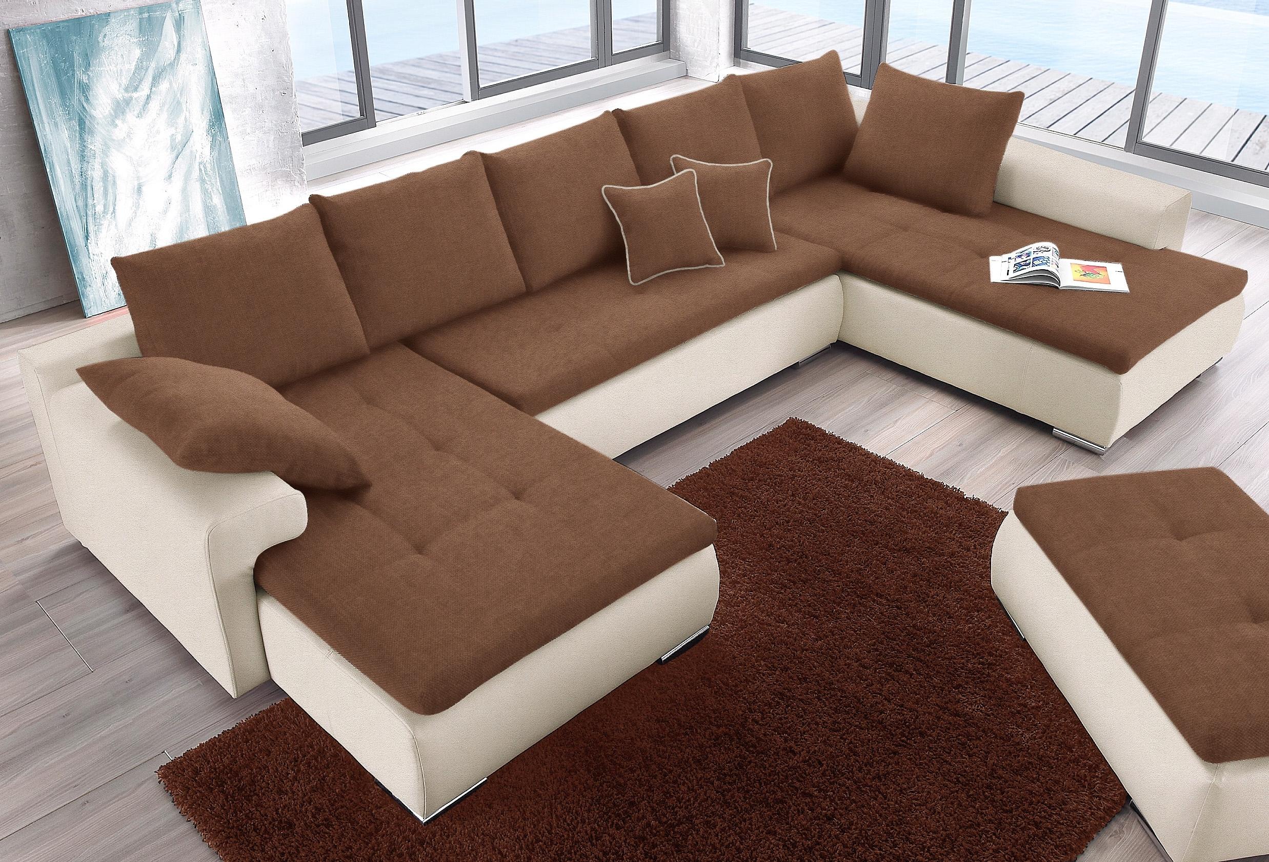 zithoek met losse rug en sierkussens koop je bij otto. Black Bedroom Furniture Sets. Home Design Ideas