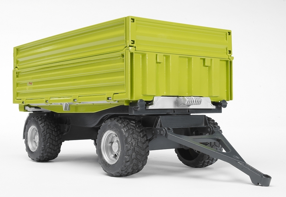 Op zoek naar een Bruder ® Aanhanger Fliegl 3-zijdige kiepwagen? Koop online bij OTTO