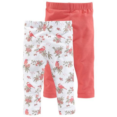 Babyworld legging, set van 2