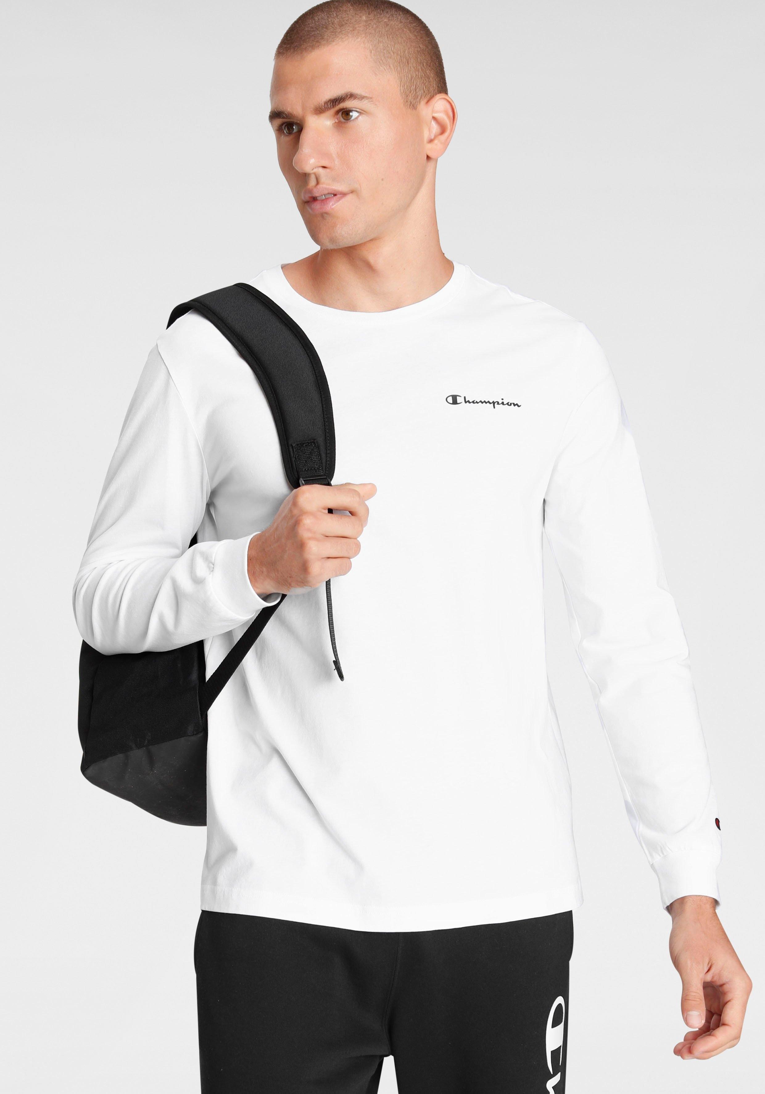 Champion shirt met lange mouwen CREWNECK LONGSLEEVE nu online bestellen