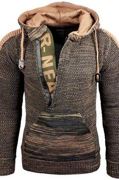 rusty neal pullover groen