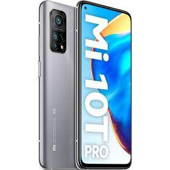 xiaomi smartphone mi 10t pro 8gb+128gb zilver