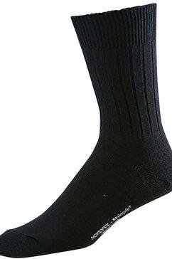 vrijetijdssokken »2788 nordpol sportsocke schwarz« zwart