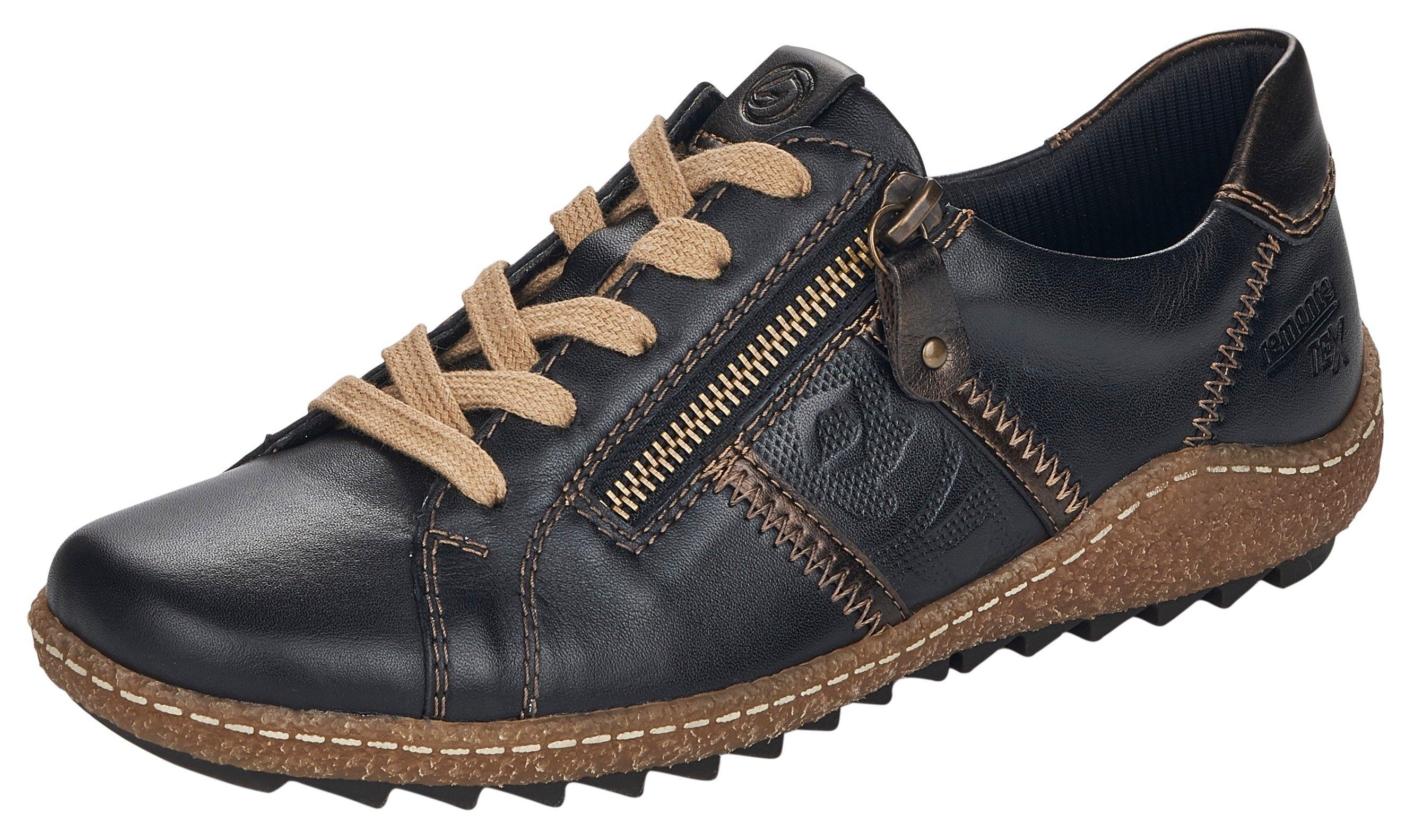 Remonte Veterschoenen met stijlvol stempelmotief in de webshop van OTTO kopen