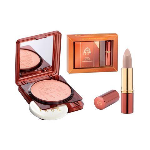 IKOS Professionele make-up Wet&Dry 2-delige set