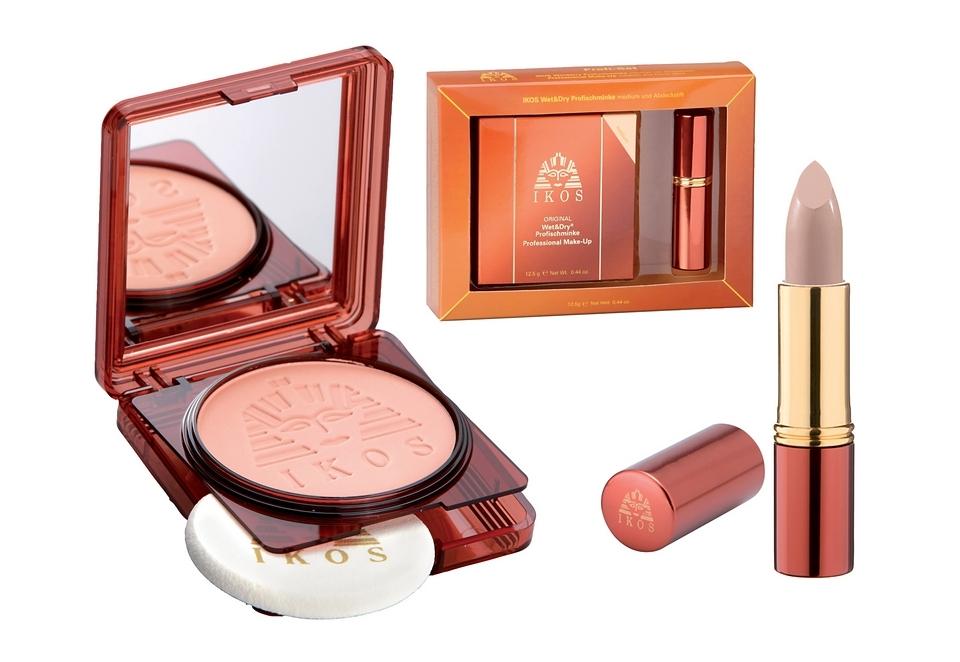 IKOS Professionele make-up Wet&Dry 2-delige set nu online bestellen