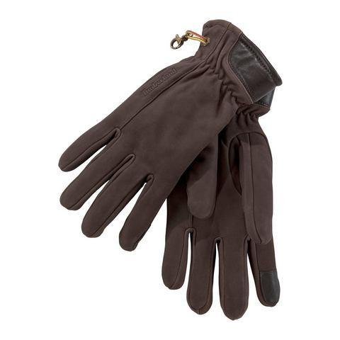 Timberland leren handschoenen NUBUCK