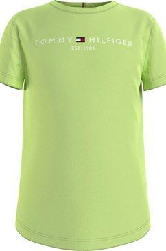 tommy hilfiger t-shirt groen