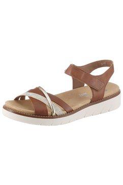 remonte sandalen bruin