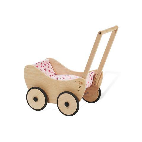PINOLINO Poppenwagen Trixi met beddengoed