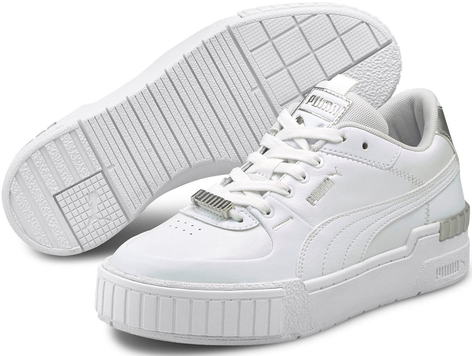 PUMA sneakers Cali Sport Metallic Wn's - gratis ruilen op otto.nl