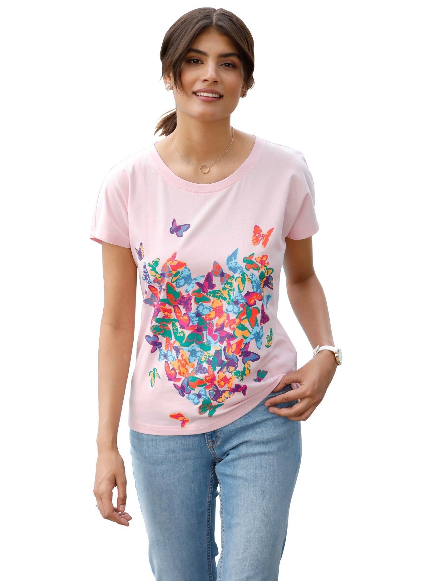 Classic Basics shirt met korte mouwen bestellen: 30 dagen bedenktijd