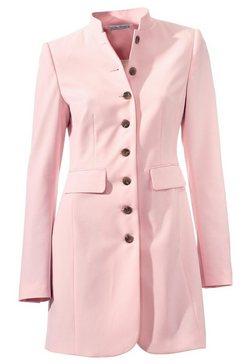 ashley brooke by heine lange blazer roze