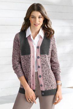 classic basics vest roze