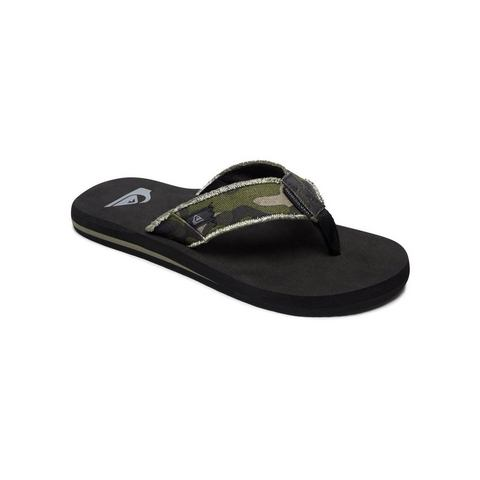 NU 15% KORTING: Quiksilver Slippers Monkey Abyss
