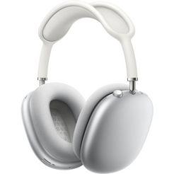 apple over-ear-hoofdtelefoon airpods max zilver