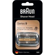 braun vervangende mesjes series 9 92s compatibel met series 9-scheerapparaten zilver