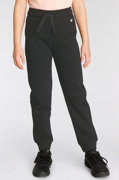 champion joggingbroek rib cuff pants zwart