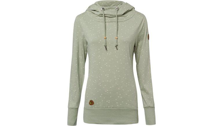 Ragwear sweatshirt YODA ORGANIC Hoodie met rijgkoord en extra brede boord