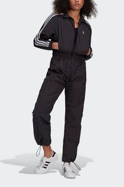 adidas originals jumpsuit boiler suit zwart