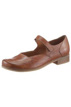 everybody klittenbandschoenen torino met modieuze siernaden bruin