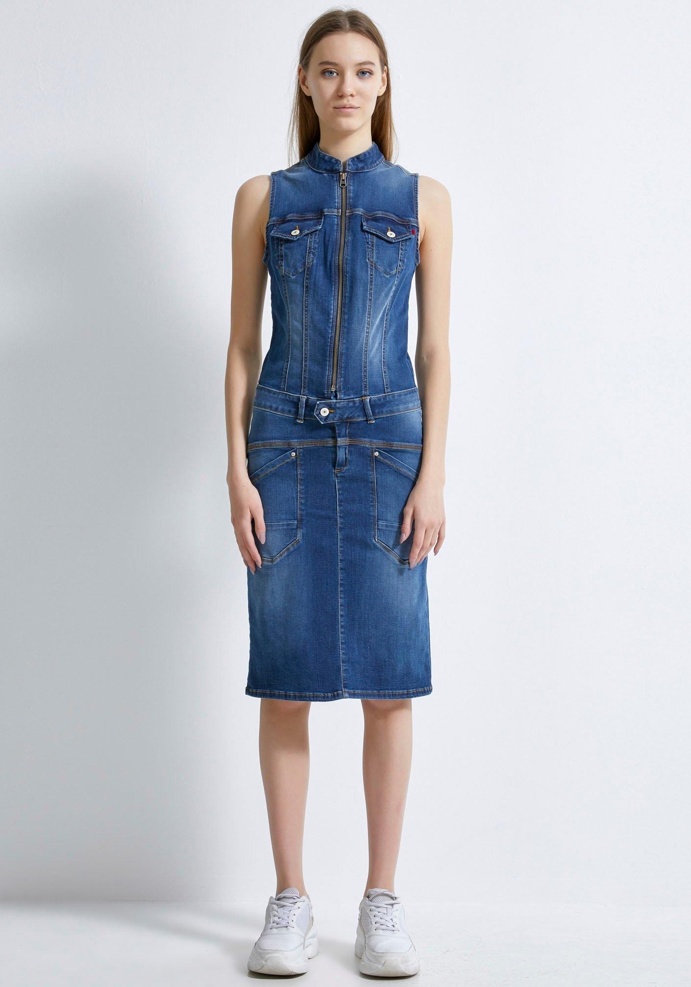 LTB jeansjurk »BILLY« goedkoop op otto.nl kopen