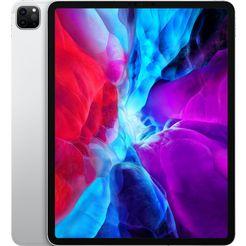 apple »ipad pro 12.9 (2020) - 256 gb cellular« tablet zilver