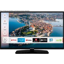 """hanseatic led-tv 32h500fdsii, 80 cm - 32 """", full hd, smart-tv zwart"""