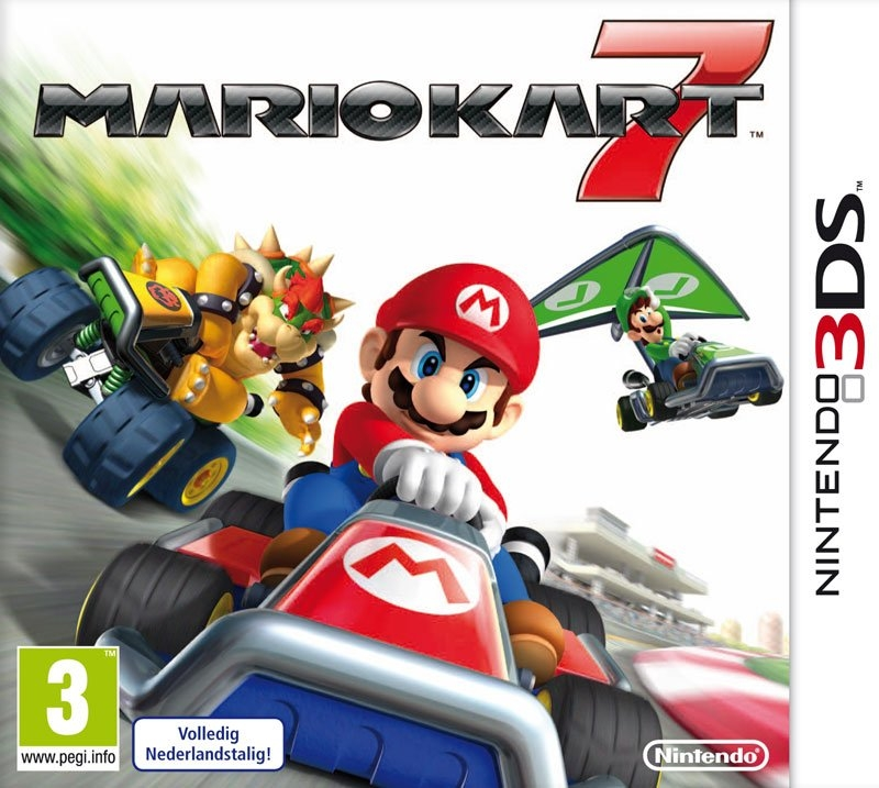 NINTENDO Game, 3DS, Mario Kart 7 veilig op otto.nl kopen
