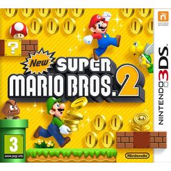 game, 3ds, new super mario bros. 2 andere