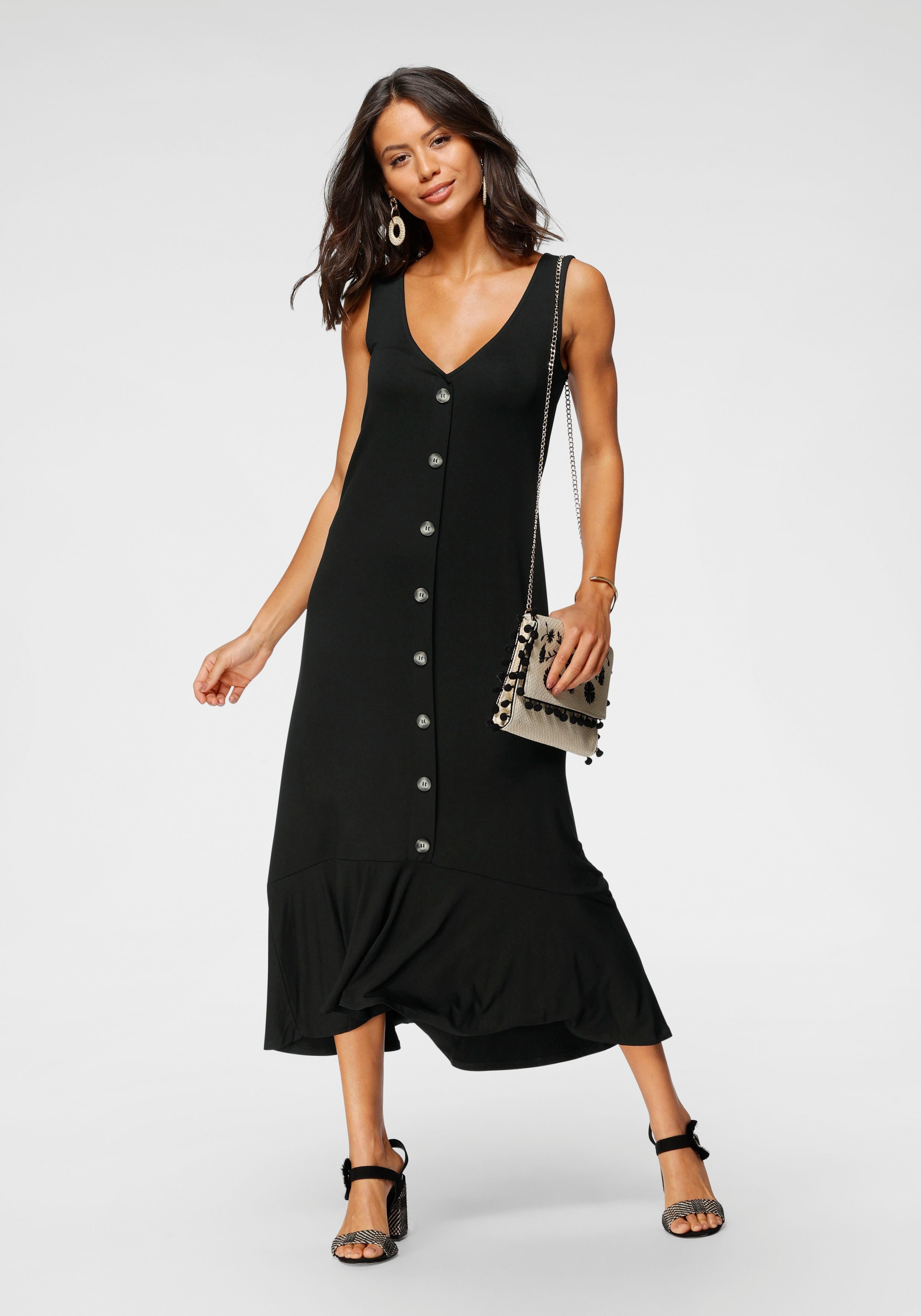 Laura Scott Midi-jurk nu online bestellen