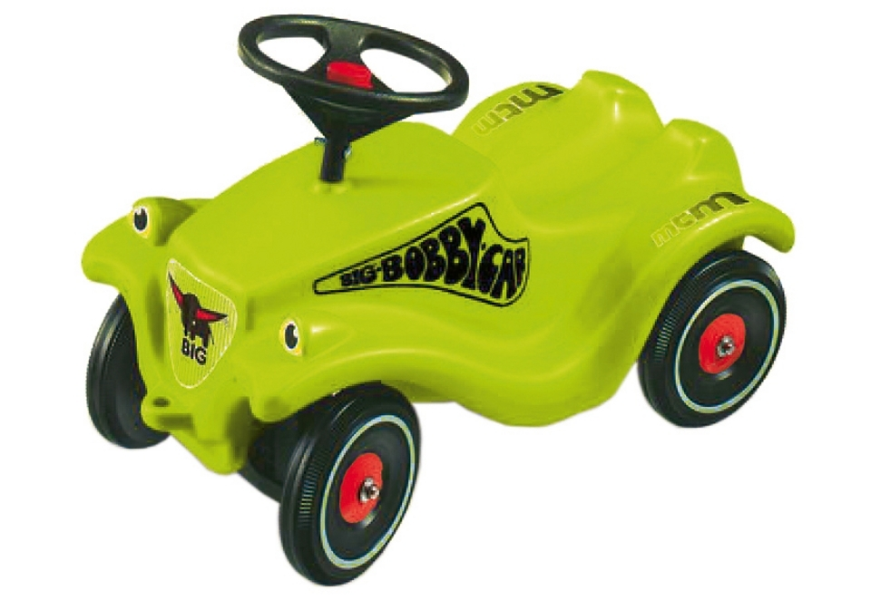 Op zoek naar een Big loopauto 'Big Bobby-Car Classic Racer'? Koop online bij OTTO