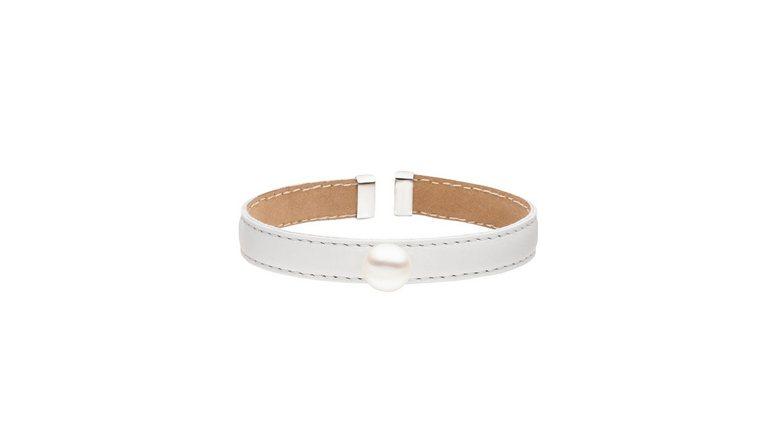 Adriana klemarmband »A252-weiss«