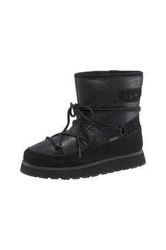 luhta boots zonder sluiting »nauttiva ms« zwart