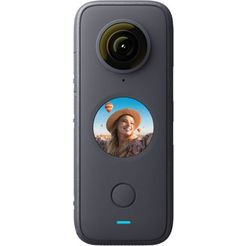 insta360 360°-camera one x2 zwart