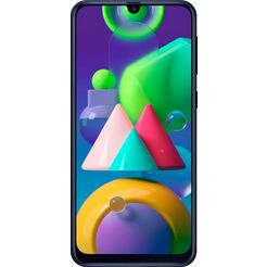 samsung »galaxy m21« smartphone blauw