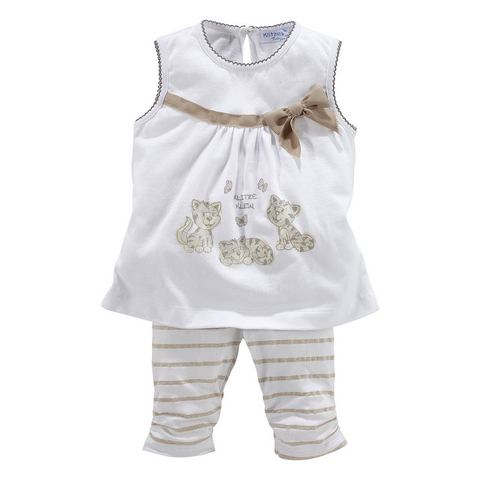 Babyworld jurk en legging, 2-delige set
