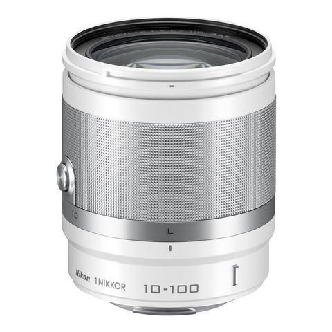 NIKON Zoomobjectief AF-S NIKKOR VR 10-100 mm