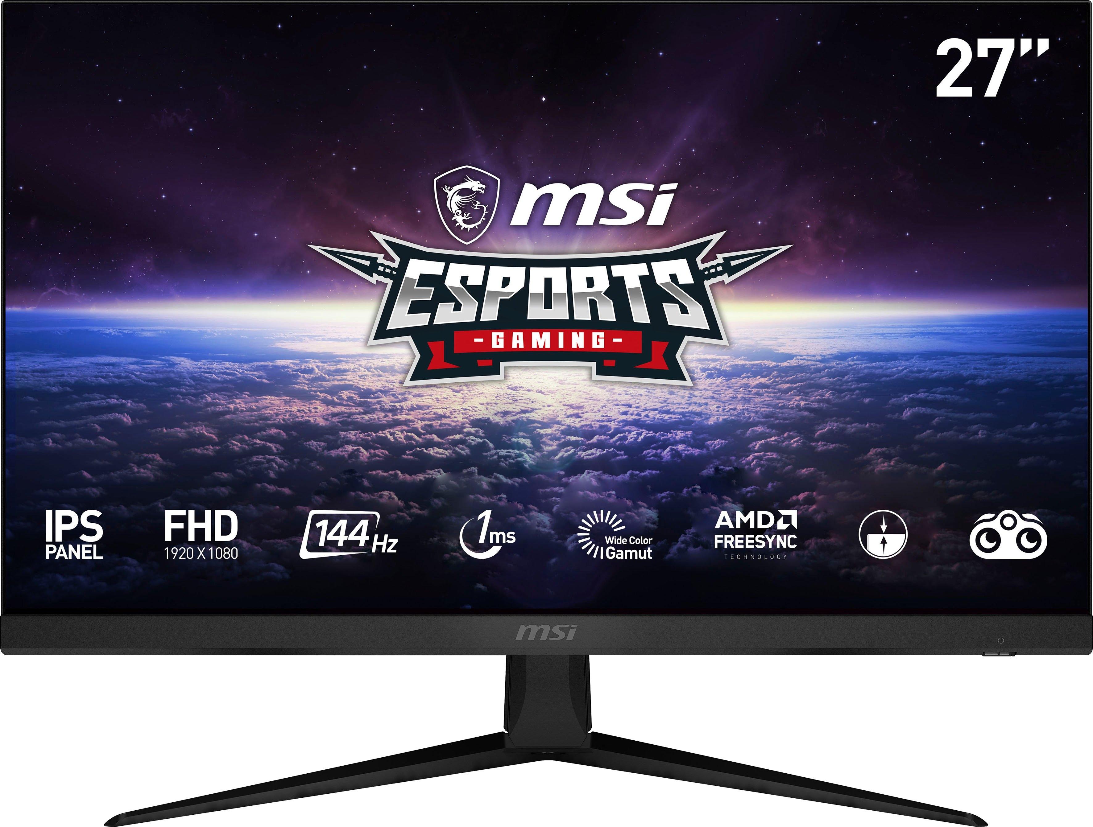 MSI gaming-monitor Optix G271, 69 cm / 27