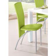 stoel, set van 2 groen