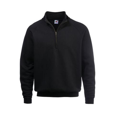 FRUIT OF THE LOOM Sweatshirt met schipperskraag