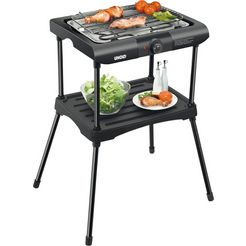 barbecue grill, unold zwart