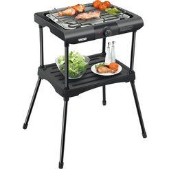 unold tafelgrill black rack 58550 zwart