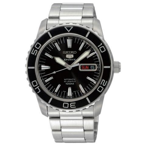 Automatisch horloge, Seiko, 'SNZH55K1'