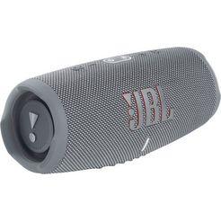 jbl bluetoothluidspreker charge 5 portabler waterdicht grijs