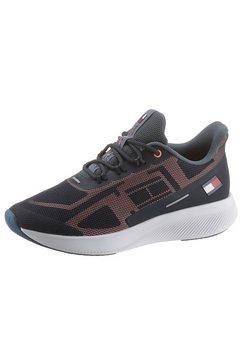 tommy sport sneakers met sleehak »ts pro 1 women«